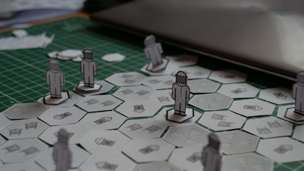 De l'idée à la réalisation d'un jeu de société